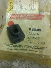 5206244 Mopar Grommet, Clutch Cable Lock Retainer