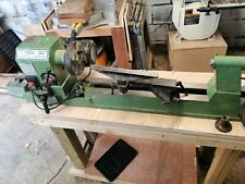 Sealey Sm900 Wood Turning Lathe and accessories