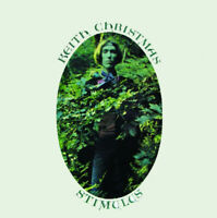Keith Christmas Stimolo (2012) 12-track CD Album Nuovo/Sigillato