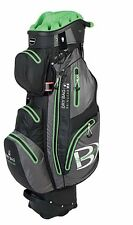 Bennington Cartbag QO 14 Waterproof - black/grey/lime - neues Modell!