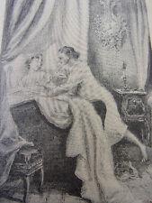 CURIOSA / LES JOYEUSES HISTOIRES DE NOS PERES 1893 N°9