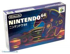 N64 / Nintendo 64 - Konsole + Original Controller + Zub. JAP mit OVP