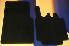 SMART FOR 2 2004 - 2007 BLACK QUALITY CAR MATS B