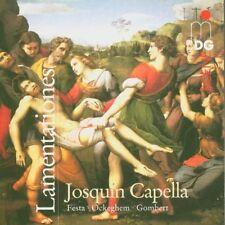 ██ JOHANNES OCKEGHEM (*1410) ║ Requiem ║ Josquin Capella