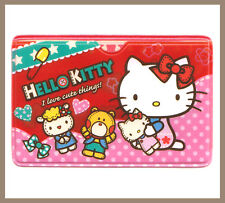 CUTE Sanrio Hello Kitty Red Muppets Card Holder