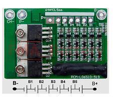 10Pcs PCM Protection Circuit Module For 22.2V 6S LiIon LiPo Battery 10A SM519