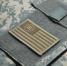 KILLER ELITE SEAL ODA TEAM NINJA NETWORK MORALE DD SSI: Oath Keeper 3%er US Flag
