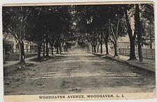 WOODHAVEN AVE DIRT RD, BEFORE 12 LANE EXPANSION, QUEENS LONG ISLAND NY