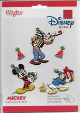Mickey and Friends Birthday Party Stick On Disney Applique Set 931347