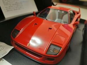 [Rare] Kyosho 1/18 Ferrari F40 Red ***Brand New***