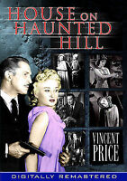 House on Haunted Hill (DVD, 2001)