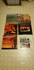 Sons of the Pioneers-Twelve Record Albums-Excellent Condition