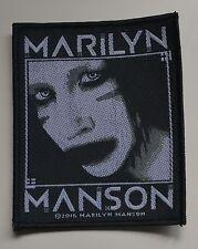 Marilyn Manson-Villain-patch - 9,9 CM x 8,2 cm - 164078