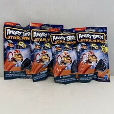 Hasbro ANGRY BIRDS STAR WARS Mystery Bags Series 1 Action Figure SEALED LOT OF 4