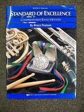 Standard of Excellence Bassoon Bk 2