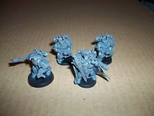 Warhammer 40K Dark Vengeance Chaos Lord Kranon and Chosen Retinue