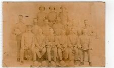 Picture postcard of Argylls and Black Watch in Malta 1917? (C7472)