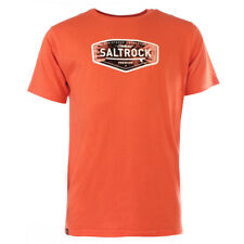 MENS ORANGE SALTROCK T-SHIRT IN SIZES S TO L BNWT