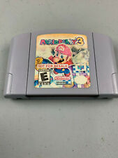 Mario Party 3 Not For Resale Nintendo 64 N64 Genuine OEM Authentic