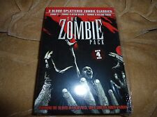 The Zombie Pack (Zombi 3 / Zombie 4: After Death / Zombie 5: Killing Birds)