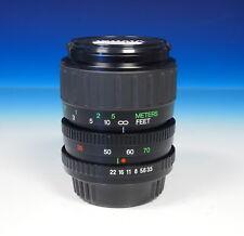 Vivitar 35-70mm/3.5-4.8 mc macro perfectamente Zoom Lens objetivamente Pentax K - 200541