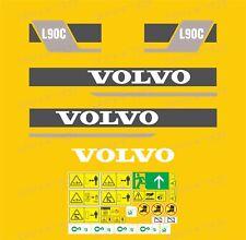 volvo L90c loader  Adhesive sticker