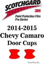3M Scotchgard Paint Protection Film Pro Serie Pre-Cut Kit 2014 2015 Chevy Camaro