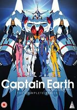 Captain Earth Collection [DVD][Region 2]