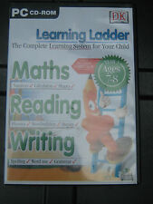 Learning Ladder Pc Cd Rom Maths, Reading & Writing Year 3