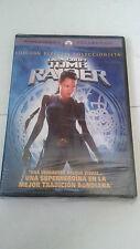 """DVD """"TOMB RAIDER"""" EDICION ESPECIAL COLECCIONISTA ANGELINA JOLIE"""