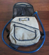 CamelBak Mule M.U.L.E. 100 oz 3.0L Hydration System Bladder Pack Tan Black
