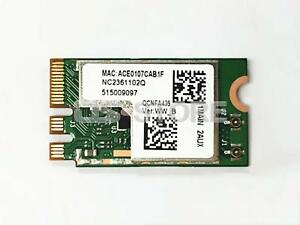 Qualcomm Atheros QCA9377 QCNFA435 NGFF M.2 WIFI Wireless Card BT4.1 WLAN Laptop