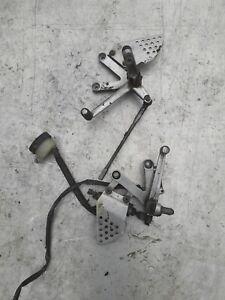 Honda Cbr900 Fireblade Footrests