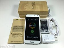 Samsung G900A Galaxy S5 Shimmery White 16GB WiFi GPS 16MP AT&T Unlocked GSM