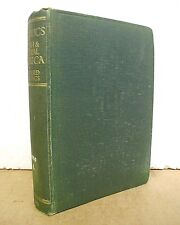 The Republics of Central and South America by C. Reginald Enock 1913 Hardcover