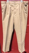 Men's Size 42x32 Dockers Pants Khakhi EUC cotton polyester blend