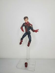 "Marvel Legends Infinity War Spider-Man 6"" Iron Spider Tom Holland Parker Head"