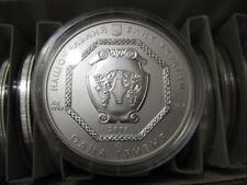 Ukraine 2018 1 UAH Archangel Michael UNC Oz 999 Pure Silver Investment coin