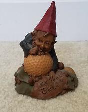 Thomas Clark Gnome with Golf Ball