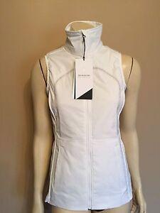$158 NWT Lululemon Run For Cold vest sz 2
