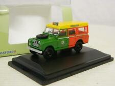 Oxford Diecast 1:76/OO Land Rover Series II Shell/BP 76LAN2013