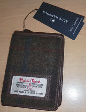 'NEW' HARRIS TWEED – Hand Woven – Nail Care Kit