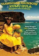 USED (VG) Hawaiian Rainbow/Kumu Hula: Keepers Of A Culture (2015) (DVD)