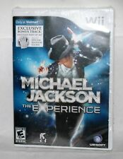 Michael Jackson: The Experience -- Sp. Edition (Nintendo Wii, 2010) New Sealed