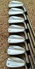 New listing Taylormade P790 irons Pro Modus 105 Regular 5-AW