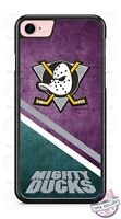 Customize Anaheim Mighty Ducks Phone Case Cover Fits iPhone Samsung etc