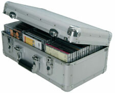 Citronic Cda60 Aluminium CD Flight Case (holds 60 Cds)
