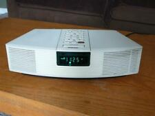 New listing Bose Wave Radio Awr1-1W White Refurbished Completely Cleaned Super Nice