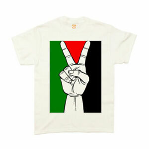 PEACE IN PALESTINE FREE PALESTINE MENS & WOMENS T-shirt S-XXL Hipster Swag