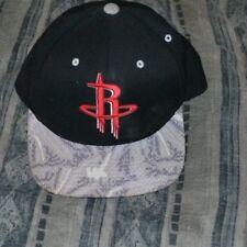 Houston Rockets Ball Cap, Mitchell & Ness, Philadelphia, Pa,OSFM, Adustable, NBA